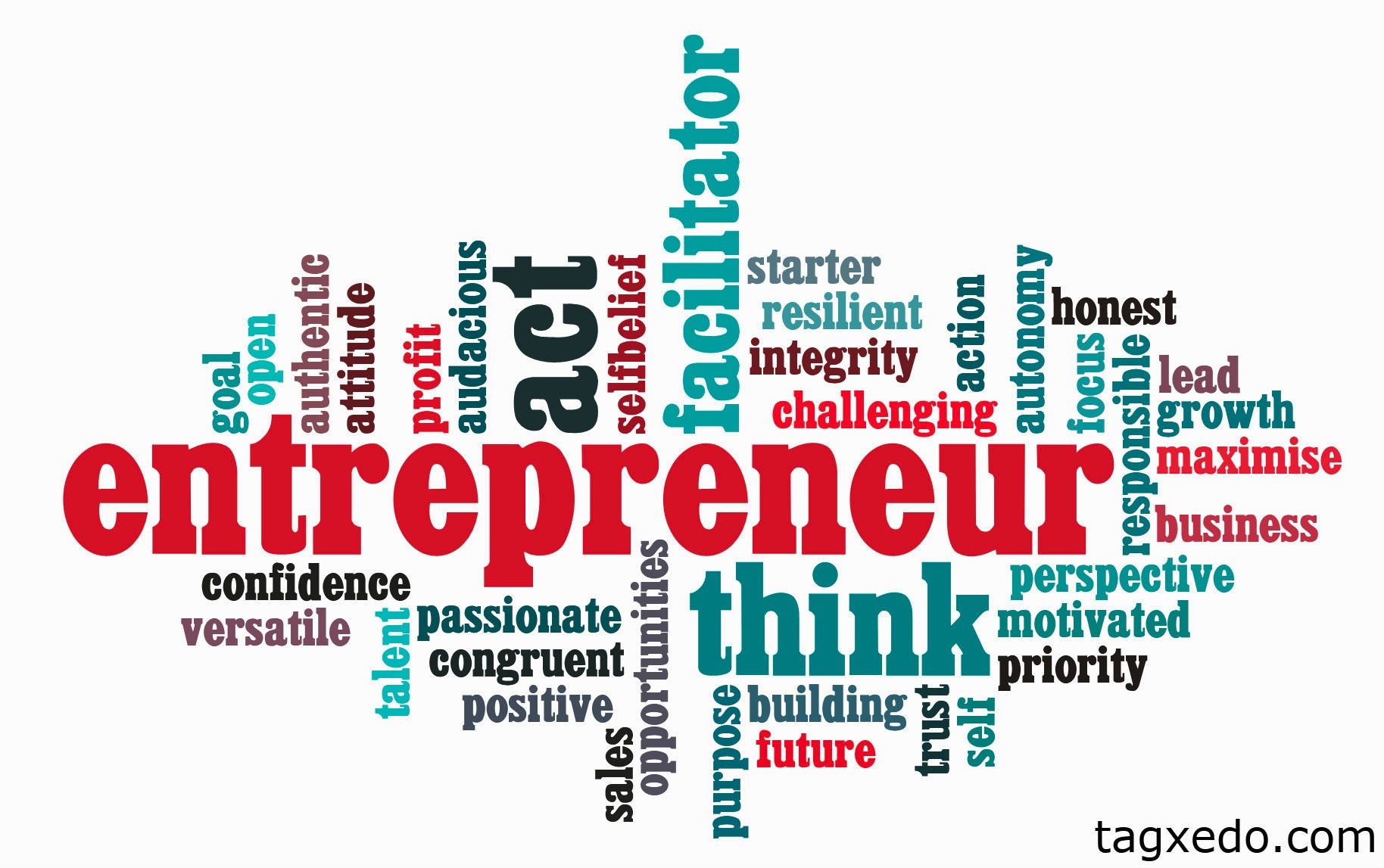 qualities and skills of an entrepreneur