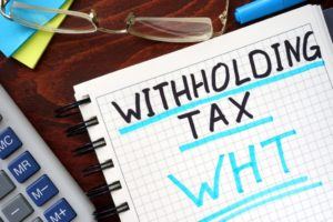 Withholding Tax in Nigeria; Meaning, Rate, Guidelines on Administration, How to Calculate, Problems, Prospects